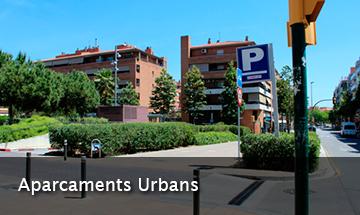 aparcaments urbans a Sant Boi